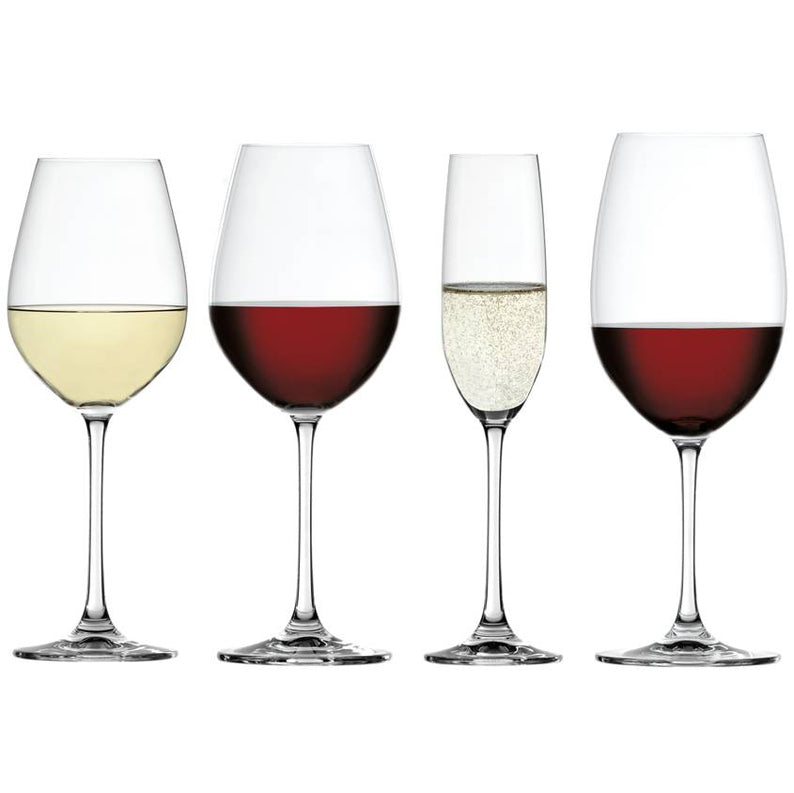 Spiegelau Salute White Wine Glasses, Set of 4