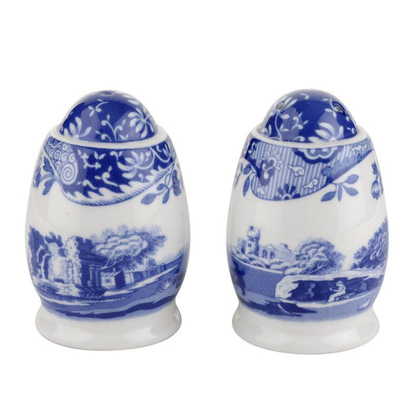 Spode Blue Italian Salt and Pepper