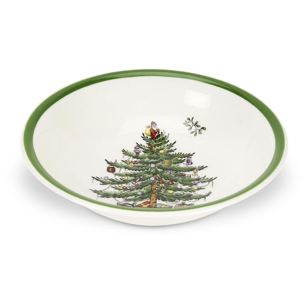 Spode Christmas Tree Cereal Bowl 16cm