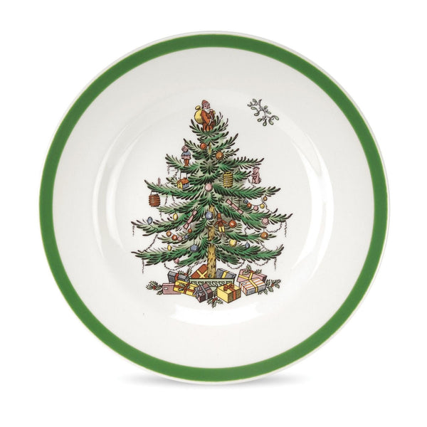 Spode Christmas Tree Plate 15.5cm