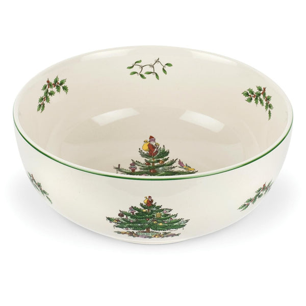 Spode Christmas Tree Serving Bowl 24cm