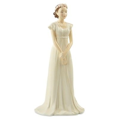 The English Ladies Co Bridal Range From This Day Forward Figurine