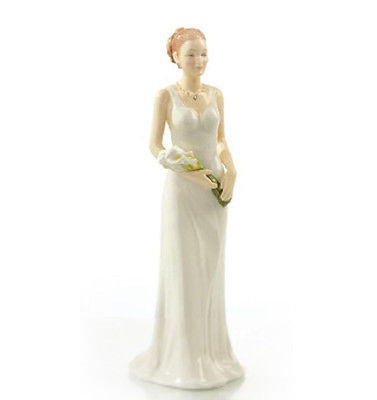 The English Ladies Co Bridal Range Your Special Day Figurine