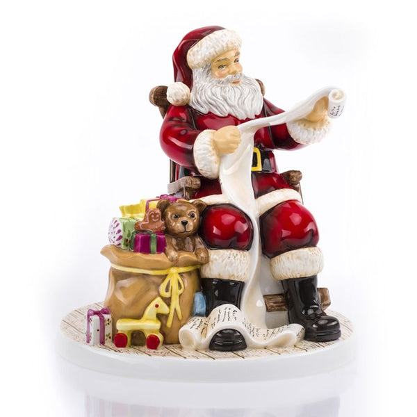The English Ladies Co Dear Santa Figurine
