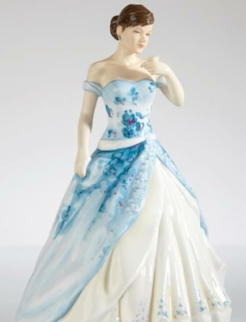 The English Ladies Co Emily Figurine 22cm