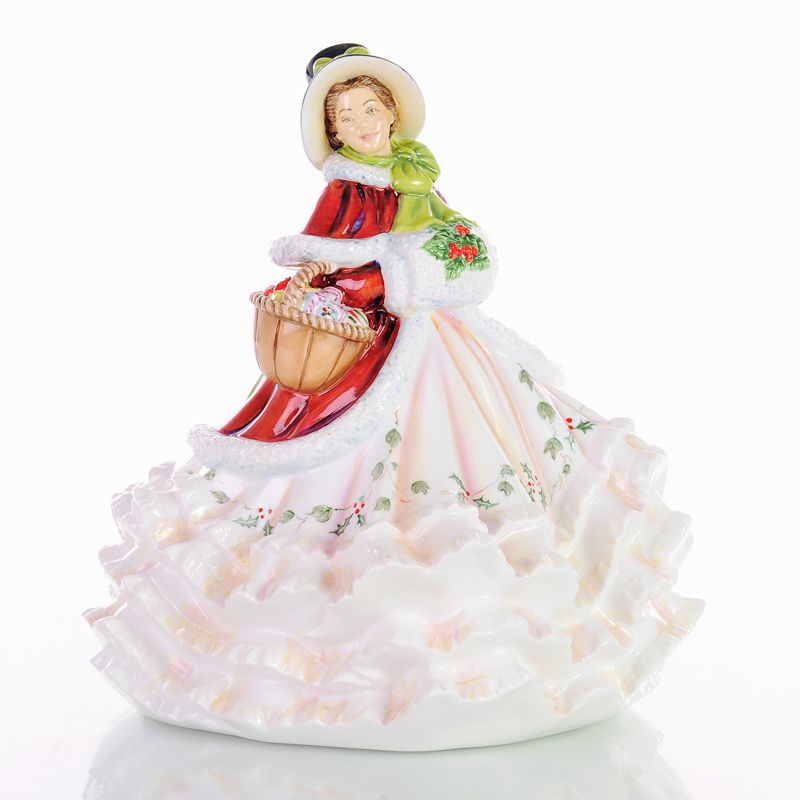 The English Ladies Co Holly Figurine