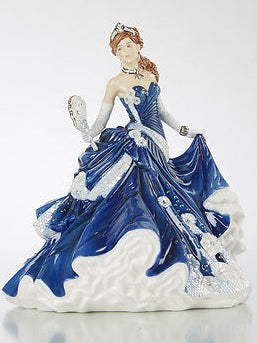 The English Ladies Co Midnight Romance Figurine