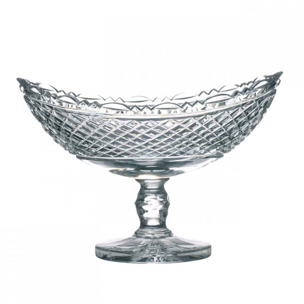 Waterford Crystal Heritage Collection Boat Bowl