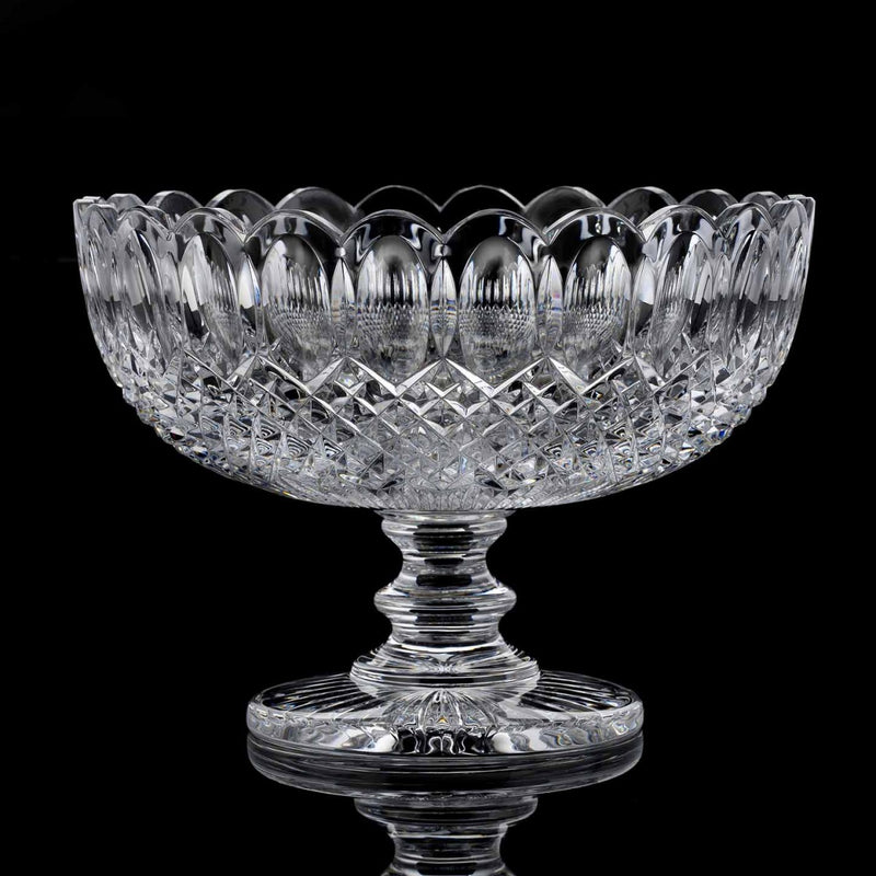 Waterford Crystal John Connolly Windows Centrepiece 27cm