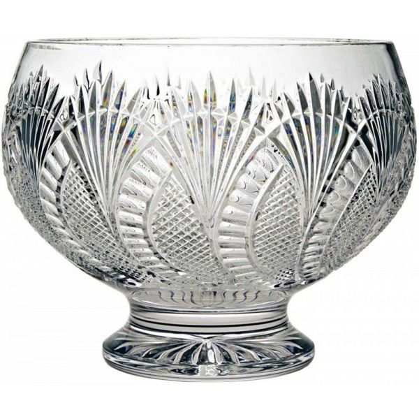 Waterford Crystal Seahorse Statement Bowl