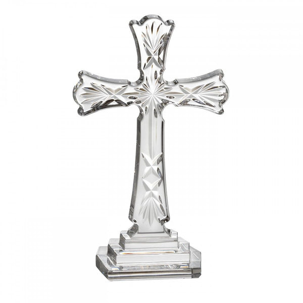 Waterford Crystal Spirituality Standing Cross