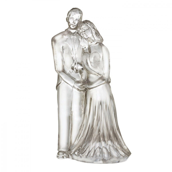 Waterford Crystal - Wedding Couple Figurine