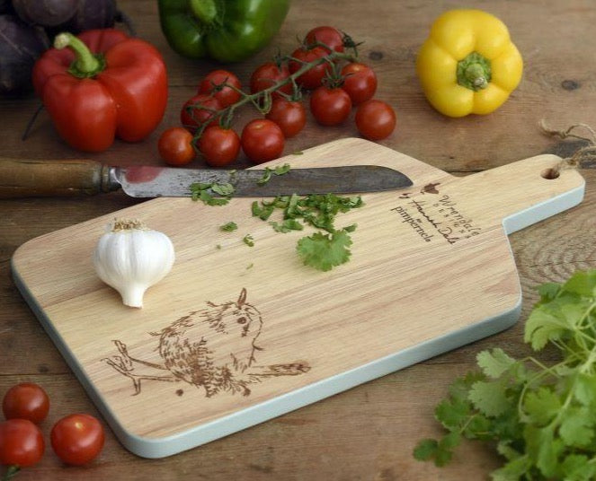 Royal Worcester Wrendale Designs Small Chopping Board - Wren