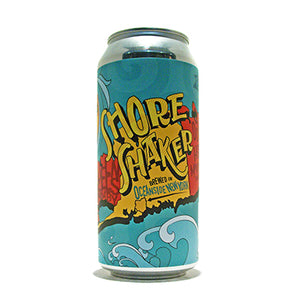Can of Barrier Brewing Company Shore Shaker IPA.