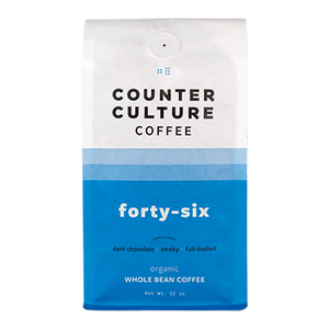 Coffee, Forty-Six Blend, Whole Beans, 12 oz