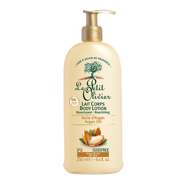 Nourishing Body Lotion with Argan Oil