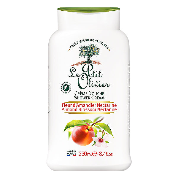 Almond Blossom and Nectarine Shower Cream 250ml