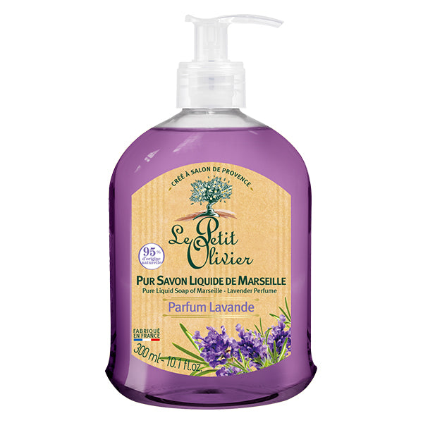 Pure Liquid Soap of Marseille - Lavender Perfume