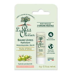 Moisturising Lip Balm with Olive Oil