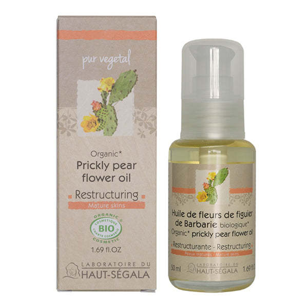 Organic Prickly Pear Flower Oil