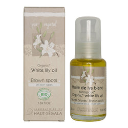 Organic White Lily Oil