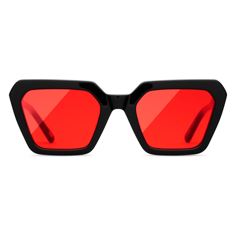 Laser Semi Red / Black