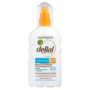 Spray Protezione Solare Sensitive Advanced Delial SPF 50+ (200 ml)