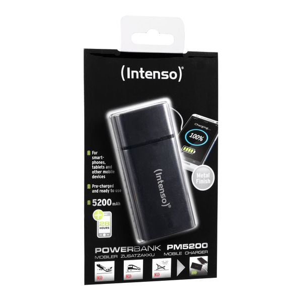 Power Bank INTENSO 7323520 5200 mAh Nero