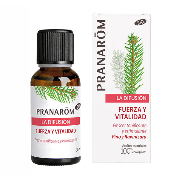 Olio Essenziale Strength And Vitality Pranarôm (30 ml)