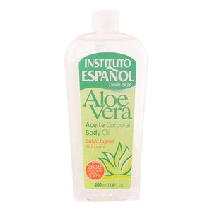 Olio Corpo Aloe Vera Instituto Español (400 ml)