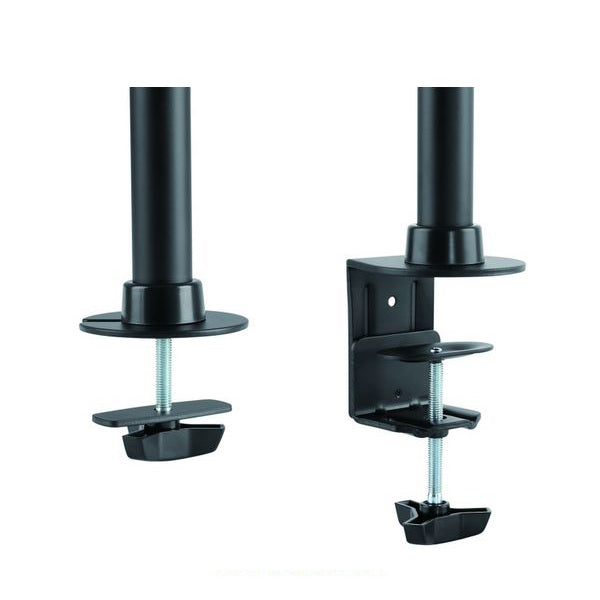 "Supporto TV da Scrivania TooQ DB1327TN-B 13""-27"" 8 kg Nero"