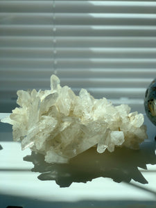 Large Clear Quartz Cluster