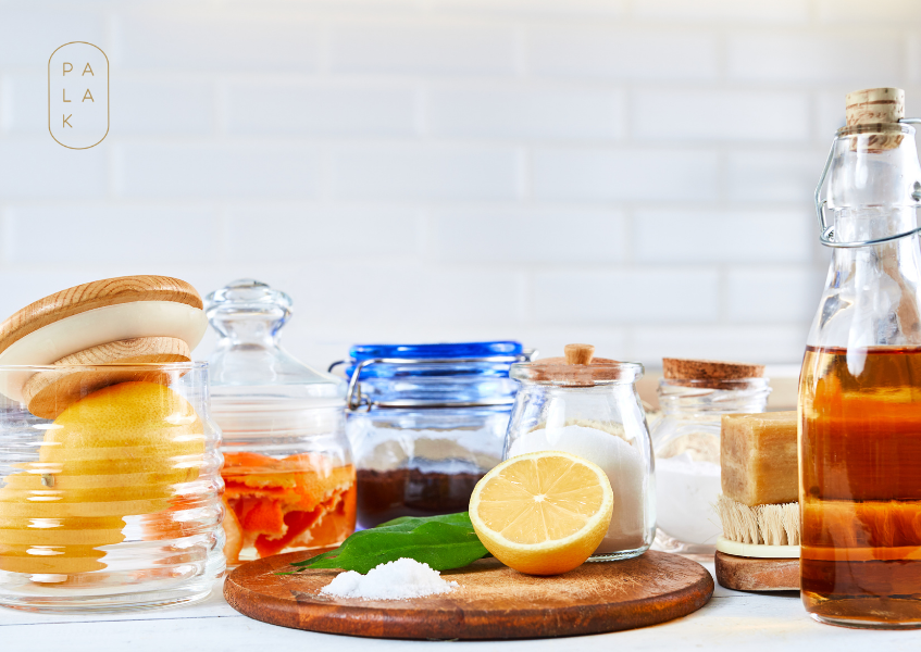 Green Your Kitchen: Homemade Kitchen Cleaning Products that Kills Germs