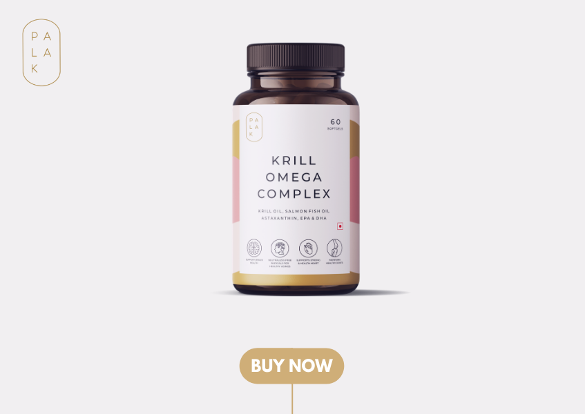 Krill Omega Complex- Palak Notes