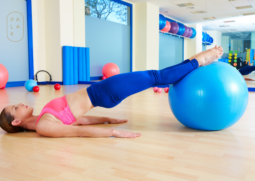 exercise for pelvic area