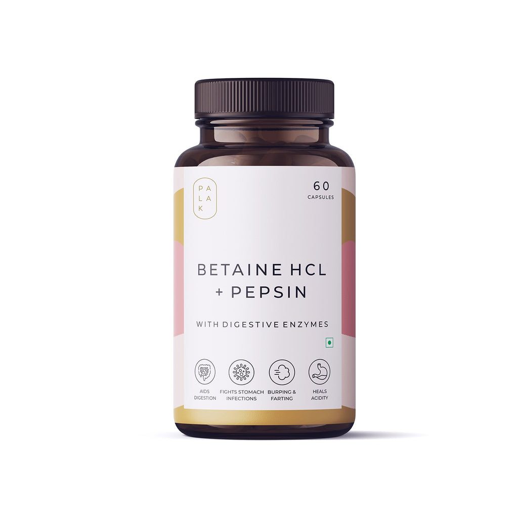 betaine hcl tablets