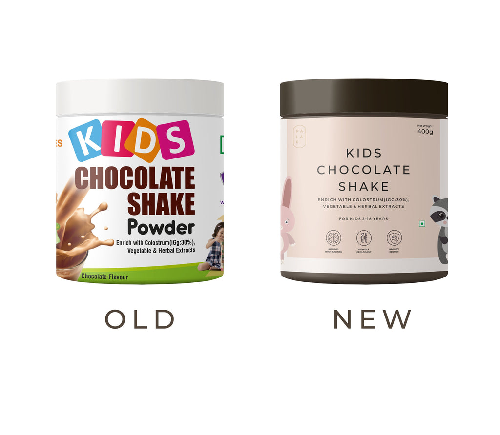 Kids Chocolate Shake Powder