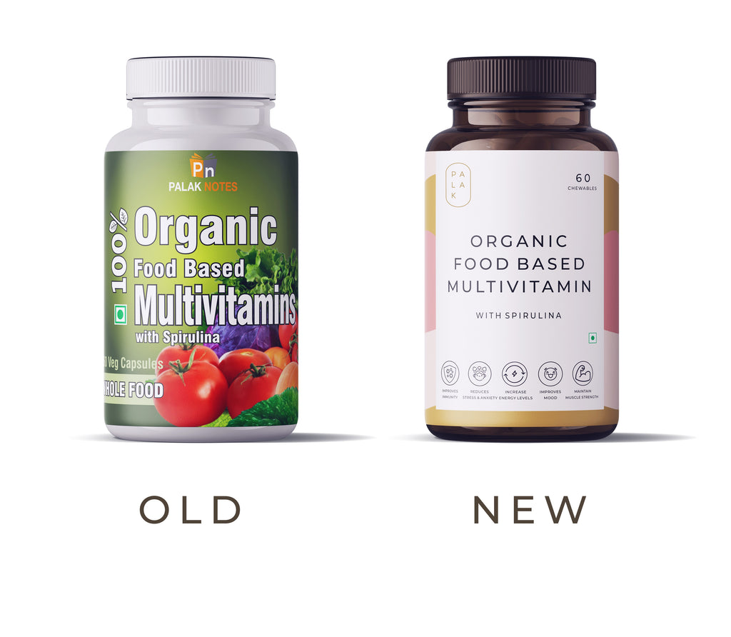 Food Based Multivitamins