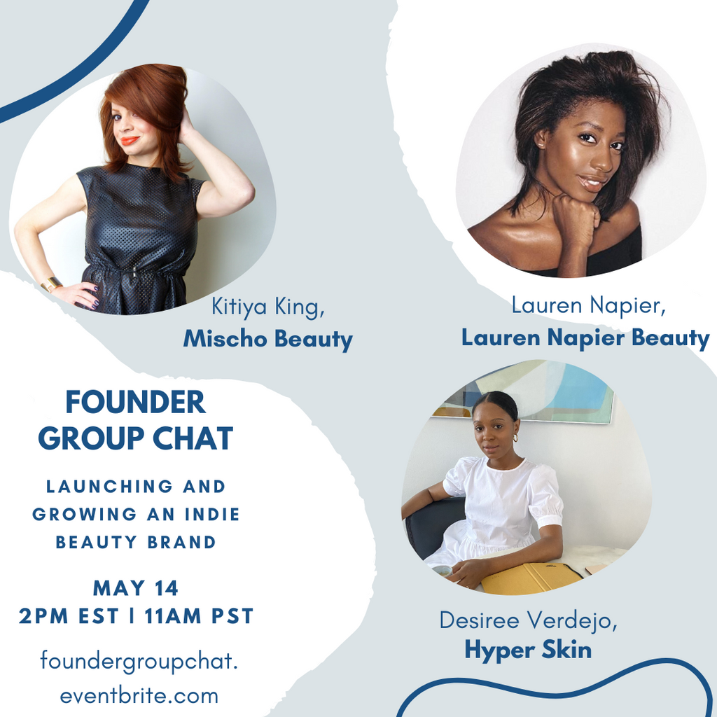 You're Invited - Founder Group Chat