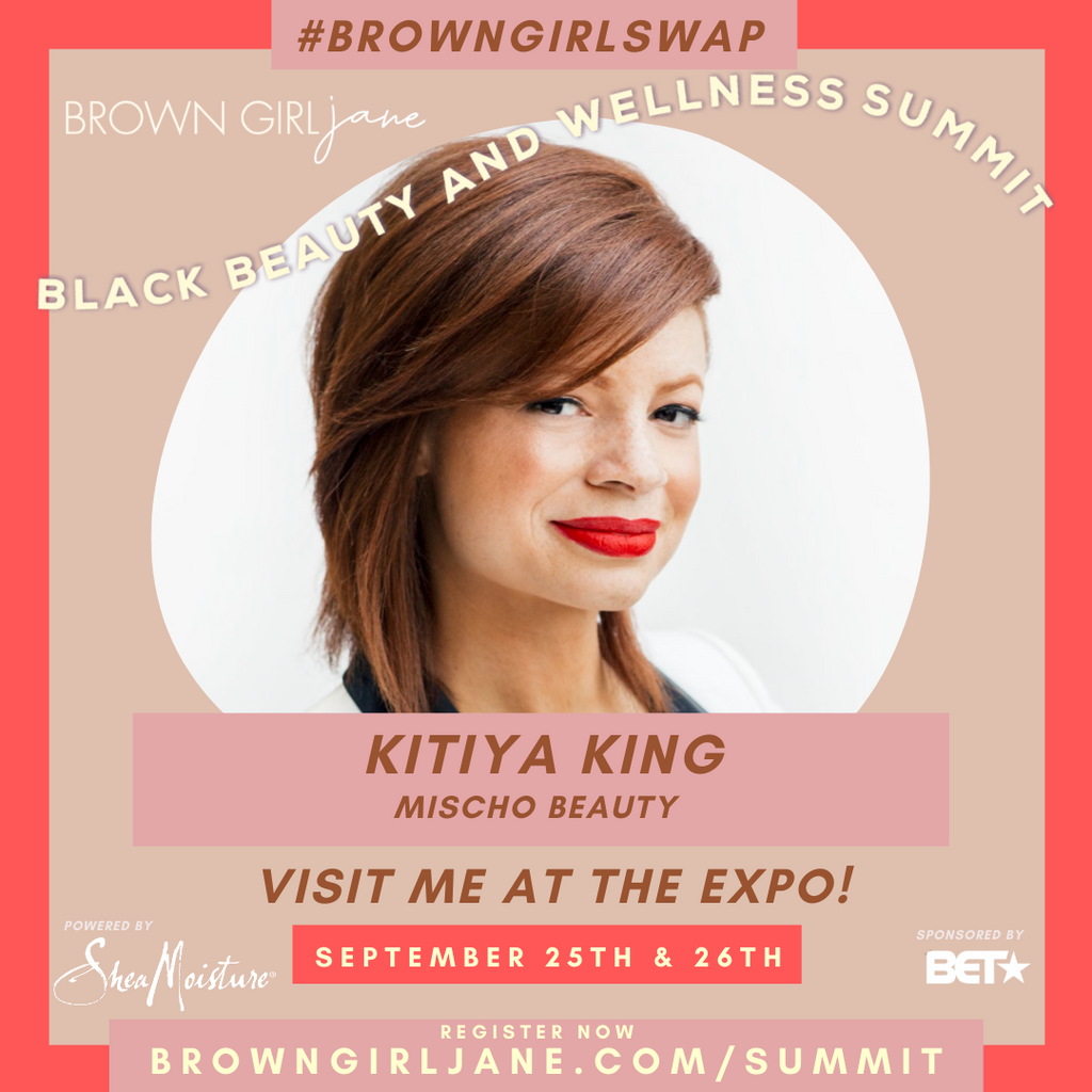 Join Us - Black Beauty & Wellness Summit by Brown Girl Jane!