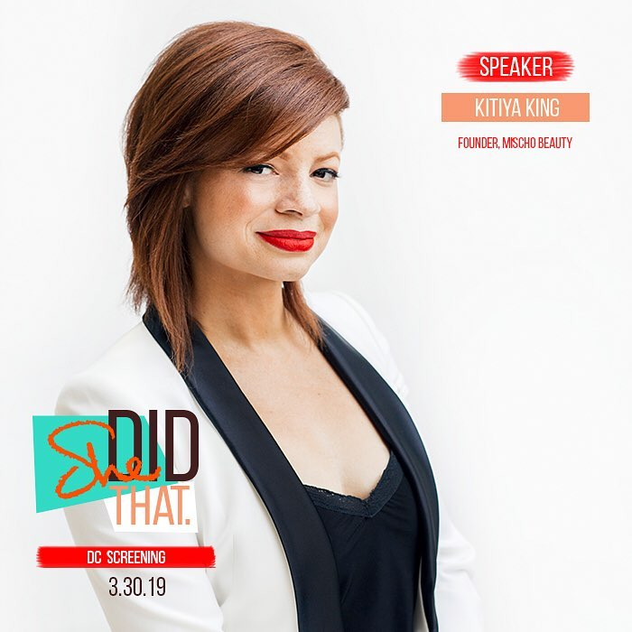 Second Screening Added for DC Premiere of 'She Did That'!