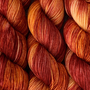 Barbury Sock - Aewynn In Autumn