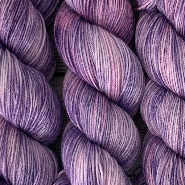 Barbury Sock - Mystic Amethyst