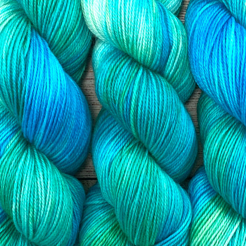 Barbury Sock - Blue For Nu