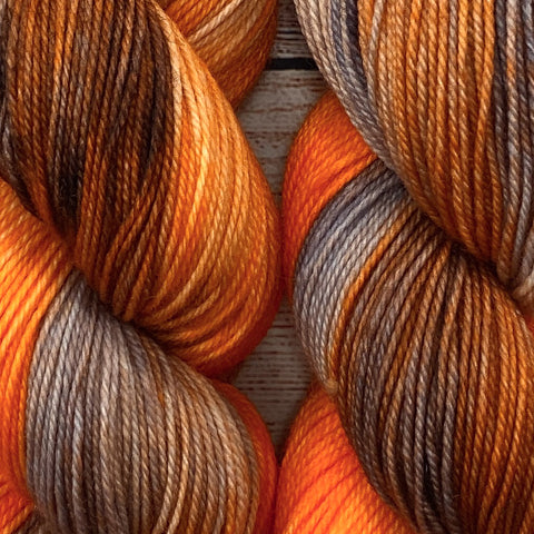 Salisbury Sock - Storm's End - Orange