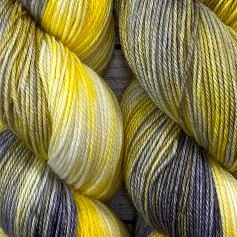 Salisbury Sock - Storm's End - Yellow