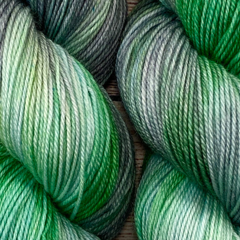 Salisbury Sock - Storm's End - Green