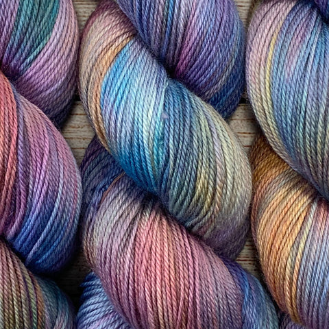Salisbury Sock - Moody Mermaid
