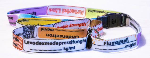 Intensive Care Lanyard 5 pack - MedLoops