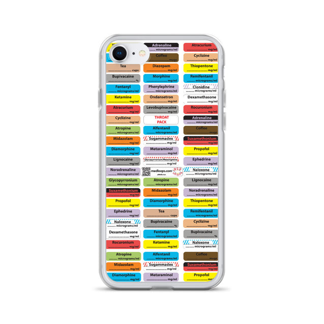iPhone Case (sensible anaesthesia)